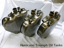 cw classic Hurricane Triumph Oil Tanks