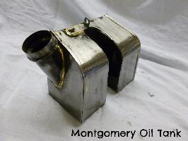 Montgomery Oil Tank