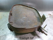 Triumph GP Oil Tank