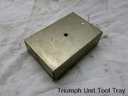 Triumph Unit Tool Tray