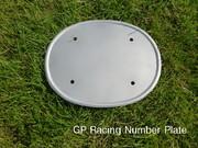 GP Number Plate