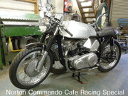 Norton Commando Special
