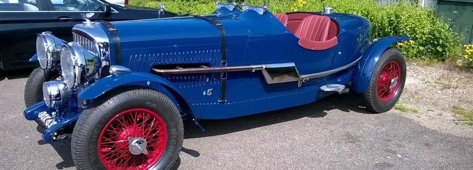 Bentley Cw Classic